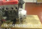 Bellhousing on engine side