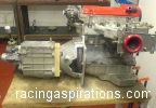 Engine and gearbox prototype