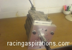 gearbox and adaptor plate