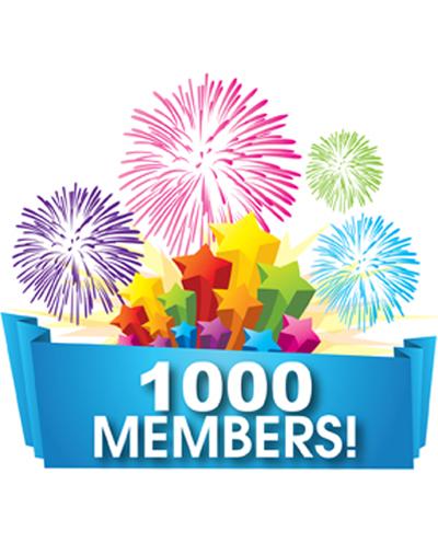 1000-members